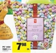 PC Mini Eggs - 650 g