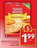 Keebler Town House Crackers 391 G