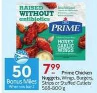 Prime Chicken Nuggets - -50 Air Miles Bonus Miles