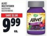 Alive! Multivitamin