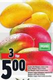 Organic Red Mangoes