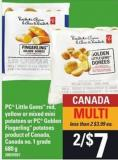 PC Little Gems Red - Yellow Or Mixed Mini Potatoes Or PC Golden Fingerling Potatoes - 680 g