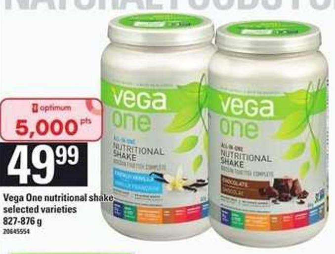 Ega One Nutritional Shake - 827-876 G