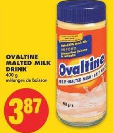 Ovaltine Malted Milk Drink - 400 G