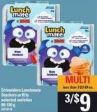 Schneiders Lunchmate Stackers Or Kits - 90-130 G
