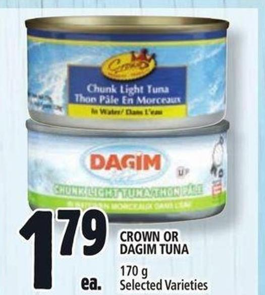 Crown Or Dagim Tuna