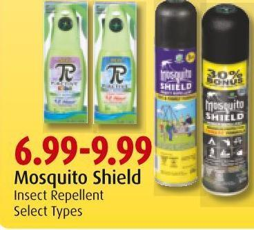 Mosquito Shield Insect Repellent