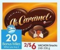Vachon Snacks 248-336 g - 20 Air Miles