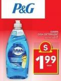 Dawn Dish Detergent 532 mL