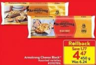 Armstrong Cheese Block 450 g