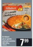 St-hubert Pie Or Quiche - 505-645 G