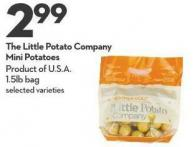 The Little Potato  Company Mini Potatoes
