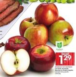 Cortland - Mcintosh - Spartan or Empire Apples Canada Fancy Grade