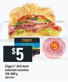 Ziggy's Deli Meat - 150-600 g