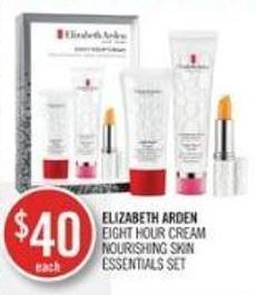 Elizabeth Arden Eight Hour Cream Nourishing Skin Essentials Set