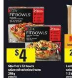 Stouffer's Fit Bowls - 340 G