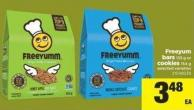 Freeyum Bars 135 G Or Cookies 154 G