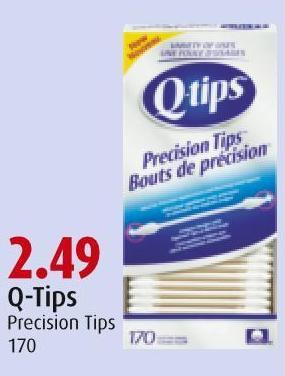 Q-tips Precision Tips 170