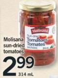 Molisana Sun-dried Tomatoes - 314 Ml