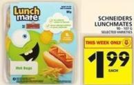 Schneiders Lunchmates