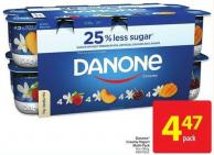 Danone Creamy Yogurt Multi-pack