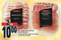 Marc Angelo Sliced Deli Meat 100 g