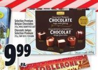 Selection Premium Belgian Chocolates 215 g