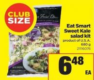 Eat Smart Sweet Kale Salad Kit - 680 g