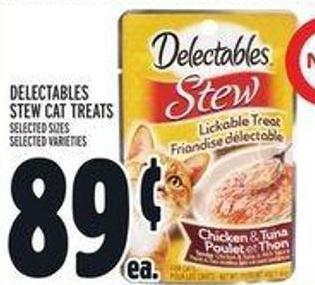 Delectables Stew Cat Treats