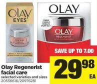 Olay Regenerist Facial Care