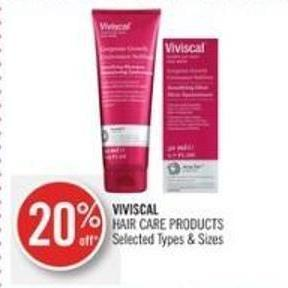 Viviscal Hair Care Products