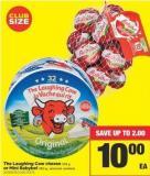 The Laughing Cow Cheese - 535 g Or Mini Babybel - 360 g