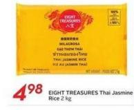 Eight Treasures Thai Jasmine Rice