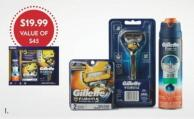 Gillette Proshield Holiday Gift Pack
