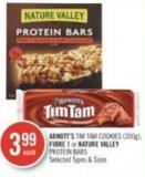 Arnott's Tim Tam Cookies (200g) - Fibre 1 or Nature Valley Protein Bars