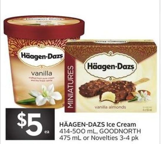 "H""agen-dazs Ice Cream"