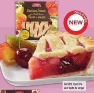 Orchard Fruits Pie