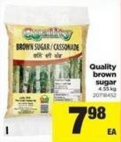 Quality Brown Sugar - 4.55 Kg
