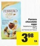 Ferrero Chocolate Eggs - 100 g
