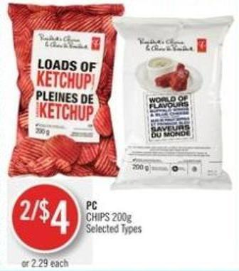 PC Chips 200g