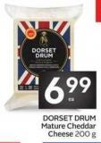 Dorset Drum Mature Cheddar Cheese