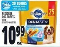 Pedigree Dog Treats 608 g
