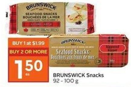 Brunswick Snacks