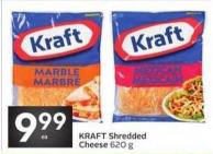 Wellness Kraft Shredded Cheese