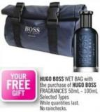 Hugo Boss Fragrances (50ml - 100ml)