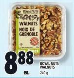 Royal Nuts Walnuts 240 g
