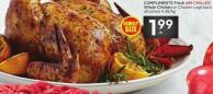 Compliments Fresh Air-chilled Whole Chicken