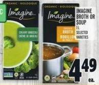 Imagine Broth Or Soup 1 L