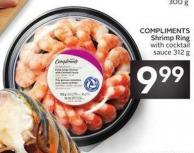 Compliments Shrimp Ring