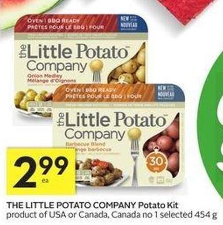 The Little Potato Company Potato Kit